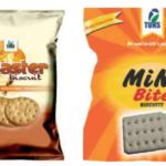 Coaster & Mini Bite Biscuit
