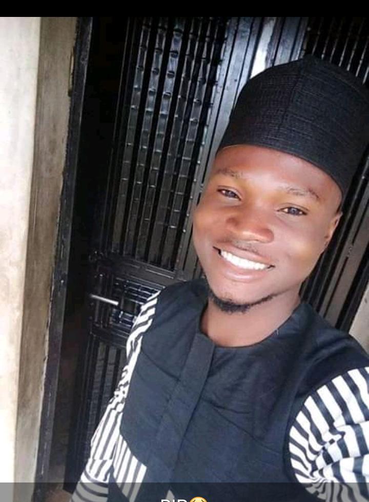 Mr. Abdul-Rasheed Olawale